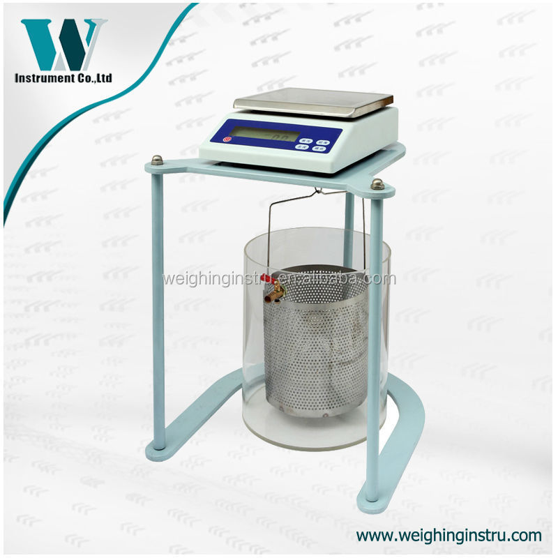 0.1g weight scale electronic specific gravity balance