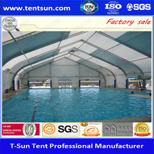 30m clear span pool tent cover for swimming