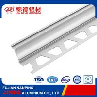 6061 aluminum alloy ceramic tile trim corner edge