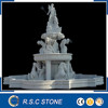 Good price outdoor water fountain marble material