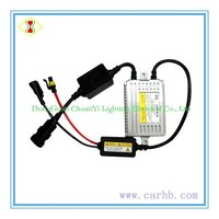 Advanced hid slim canbus ballast X5 model 12V 55W solving car computer messy codes