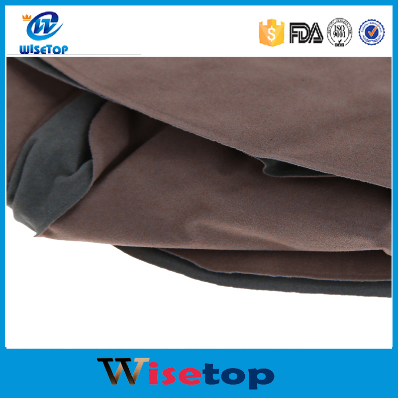 Wisetop Travel Pillow Air Inflatable Pillow U shape Neck Rest Air Inflatable Travel Soft Neck Head Rest Air Cushion