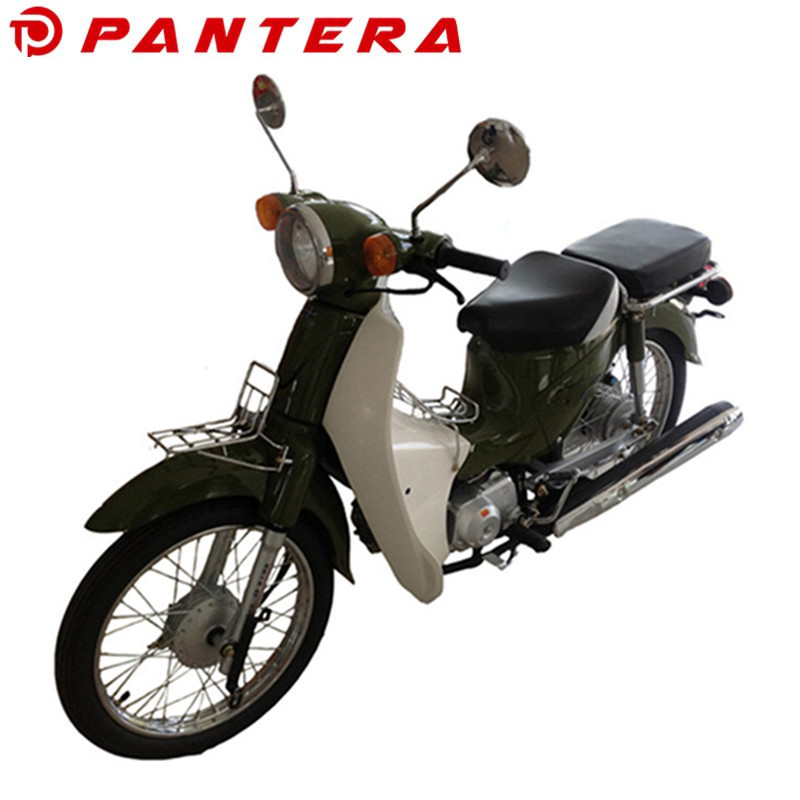 New Hot Sale Wind-Cooled 50cc 70cc Cub Motorcycle Mini Motorbike For Kids
