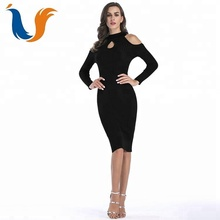 High quality vintage women party dress