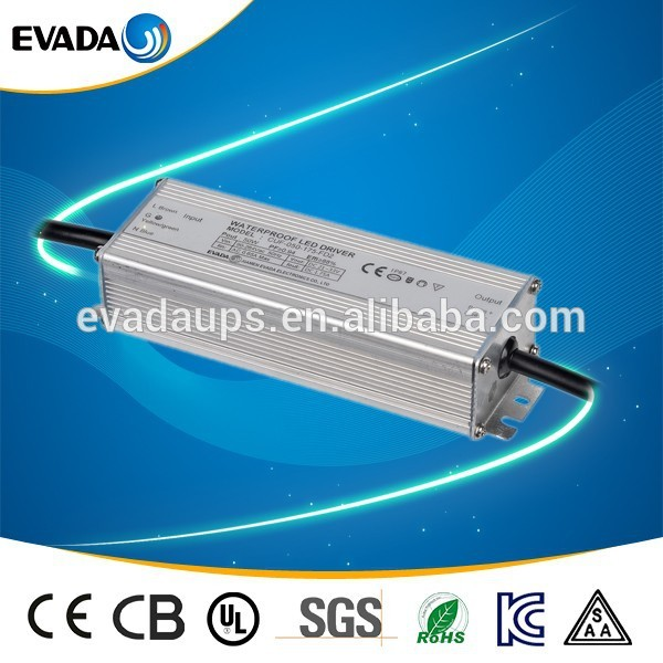 Free shipping constant current 2100mA 24VDC 50w ul led driver