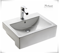 new model wash basin with wash basin sink parts