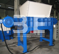 Plastic Shredder Machine/Plastic recycling machine/Plastic crusher for sale