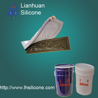 Liquid Silicone For Gypsum Mold,Concrete Statues Molds for Sale,Decorative Concrete Molds