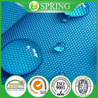 Wholesales 500D*500D 100% polyester waterproof repellent oxford fabric