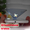 Promotional China Mini 3d holographic projector for iphone6 6plus 5 5s 5c
