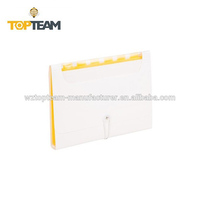 A4 pp Accordion file folders with 13 pockets,expanding box file
