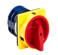 16A Rotary switch Factory outlet high quality Lw 26- 6A with padlock cam operated rotary switch