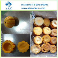Chinese Frozen Vegetables Best Quality Frozen IQF Mini Bell Pumpkin