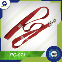 Nylon pet leash for large dog