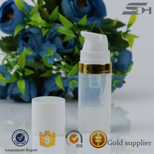 Good design beautiful color great quality pp airless bottle