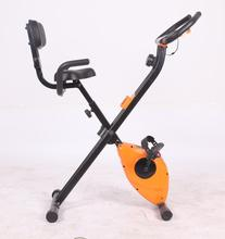 Exercise magnetic bike with desk