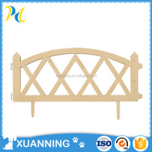 easy assemble home garden plastic fence lawn edging fence decorative removable plastic fence