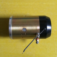 Brushed dc motor 24v 3000w for electric sightseeing car