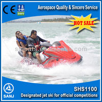 three seat PWC,4 stroke,4 cylinder,1100cc and 147HP with CE for best quality