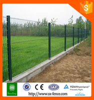 alibaba china supply pvc fence wire mesh garden fence