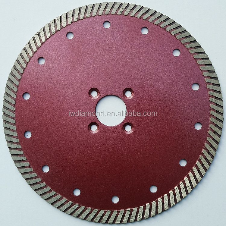 No vibration 115mm 125mm diamond disk for porcelain