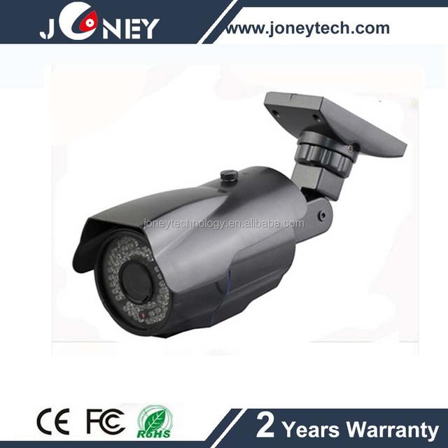 Varifocal Lens IP66 Waterproof Bullet IP Camera poe p2p 1.3MP