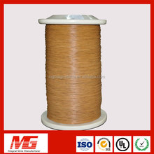 Free Sample ISO Certificated Fiberglass Covered Magnet Wire For Transformer