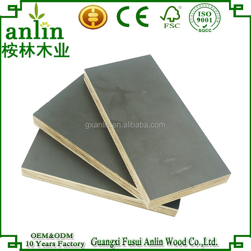 compressed wooden board/film faced plywood/concrete board