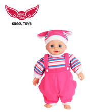hot item non toxic 14 inch IC cute toy kids doll clothes with favorable price