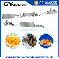 Middle scale Wheat And Corn Flake Making Machine