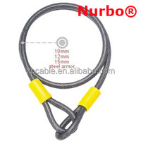 SL1105 Nurbo cable trolley wire rope cable rope bicycle tools bicycle accessaries security rope