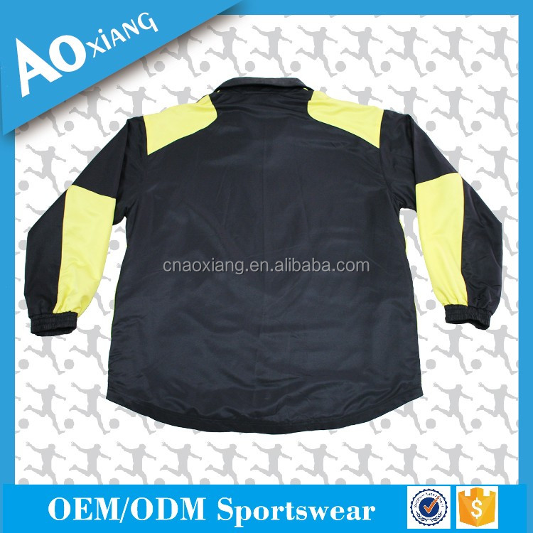 top quality sport top keep warm Tracksuit