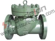 Nozzle Check Valve/Silent Check Valve Avoid Water Slam