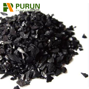 Granular coconut shell activated carbon for water treatment