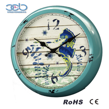 Promotional Home Wall Clock Plastic