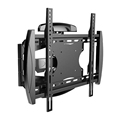 Vogel tv wall mount with shelf tempered glass tv stand flat screen wall mounted tv