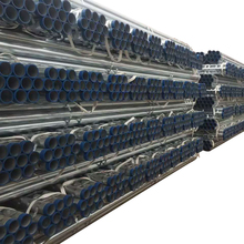 Hot dip galvanized japanese tube 4 inch schedule 40 gi pipe