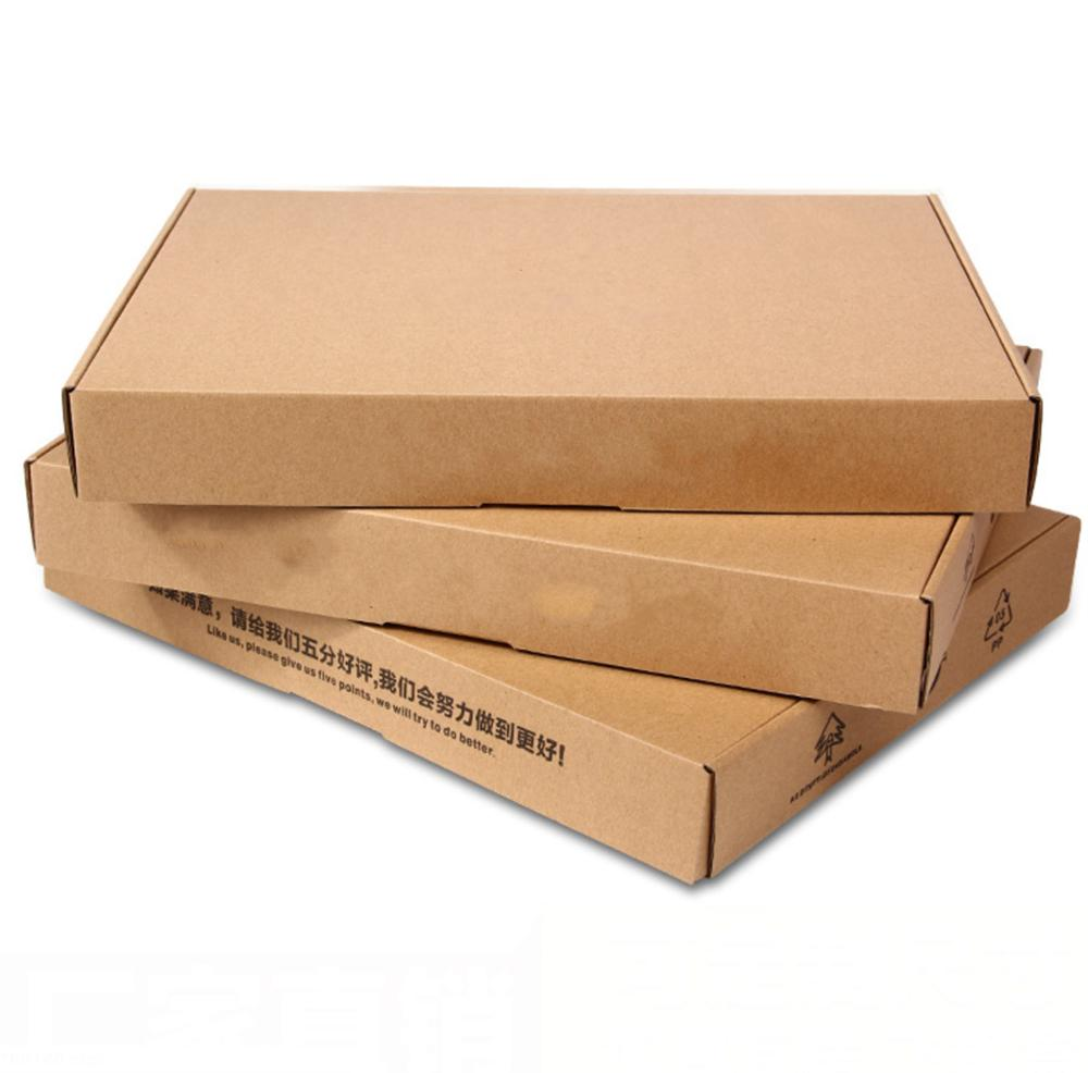 Hot sale new design corrugated cheap lunch pizza box