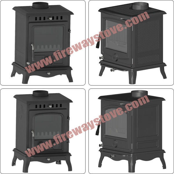 Secondary Combustion 8 10kw Wood Burning Stove Buy Wood