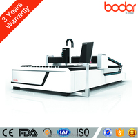 3000 watt laser fiber metal cutting machine
