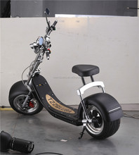 classic popular 60v 1000w battery power electric scooter