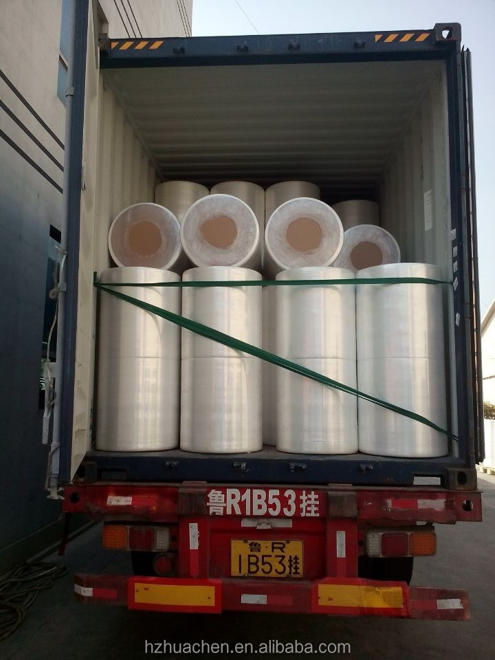 Whole Container Diaper Material Soft Hydrophilic 9gsm SSS Nonwoven Fabric Export Brasil