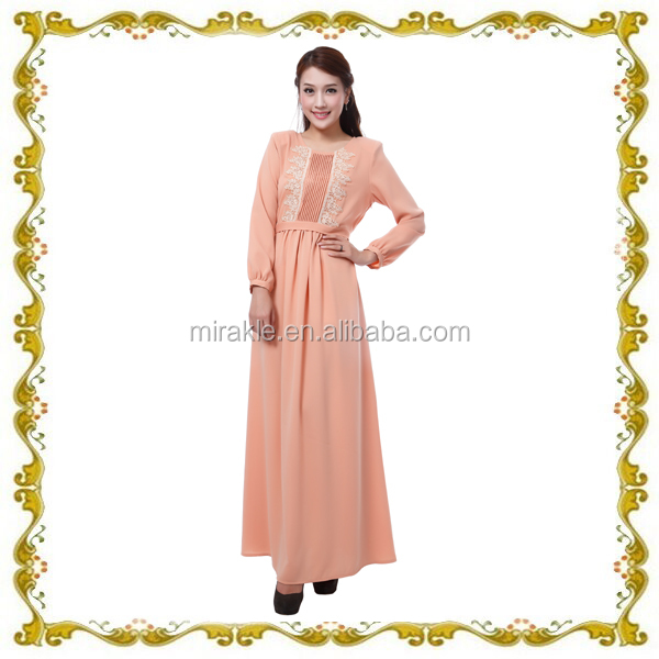MF23509 wholesale islamic dresses for woman