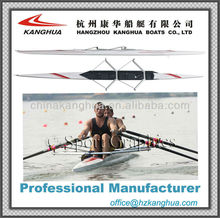 70-85kg 2x racing shell/rowing boat