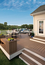 cheap good quality outdoor patio decking floor covering from China