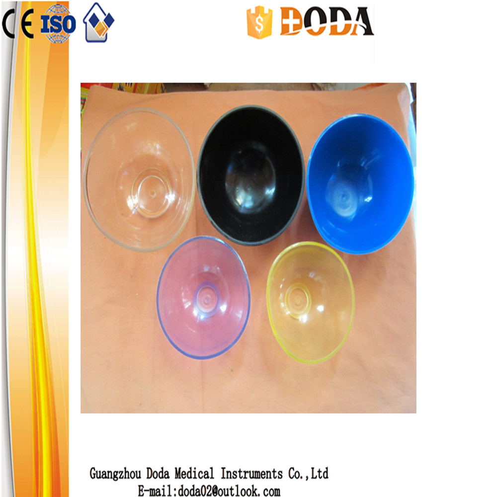 DODA dental Small Size Colorful Dental Plastic Mix Bowls