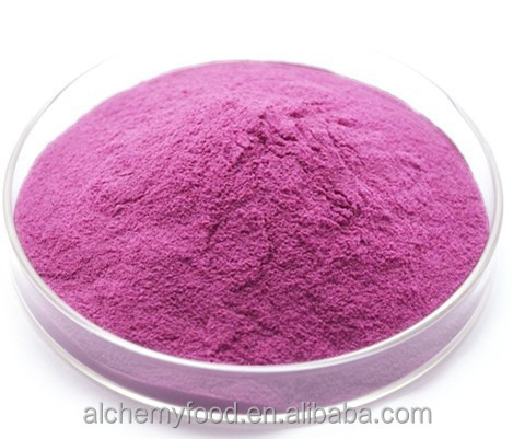 purple sweet potato powder, potato powder