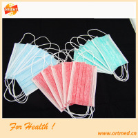 Non woven surgery mask for medical, pp face mask, mouth cover, mouth mask