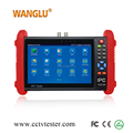 IPS touch screen (1280x800 resoluction) AHD CVI TVI SDI IP analog camera tester