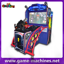 2015 hot sale shooting gun shooting game indoor shooting game machine